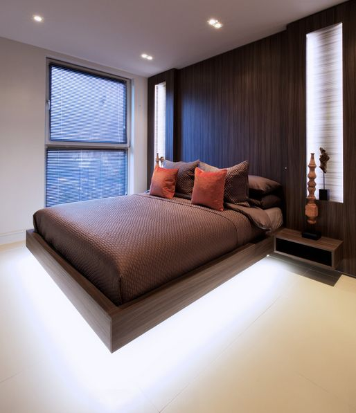 Floating Beds Delectable Floating Beds Elevate Your Bedroom Design To The Next Level Decorating Inspiration
