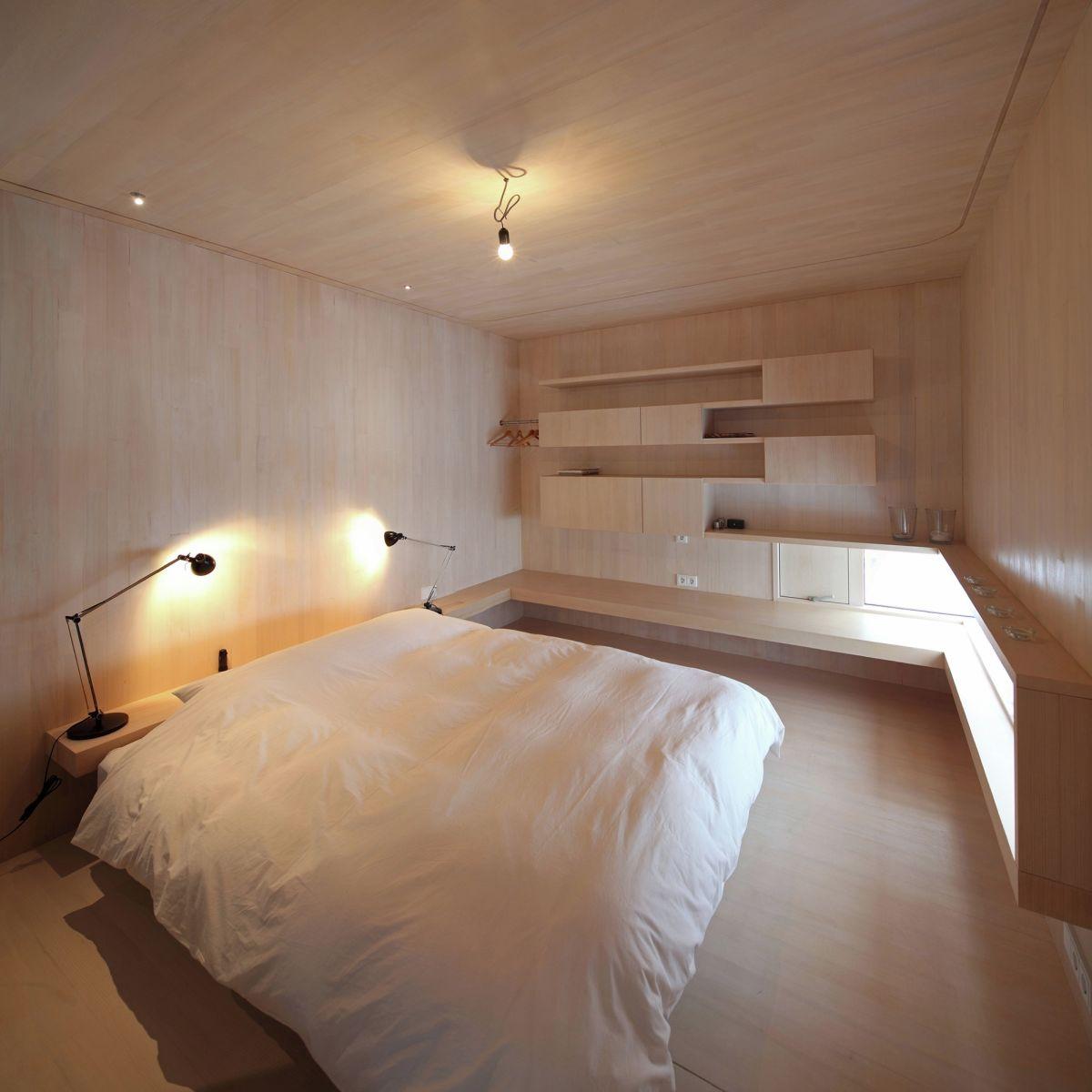 Casa Invisible Bedroom
