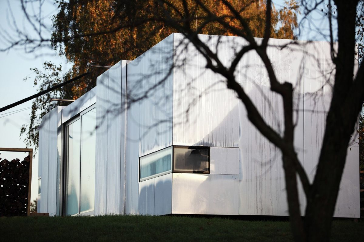 Casa Invisible concept exterior design