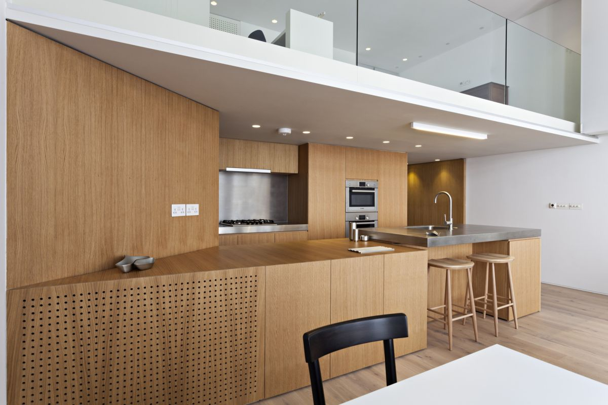 Central London Flat Kitchen