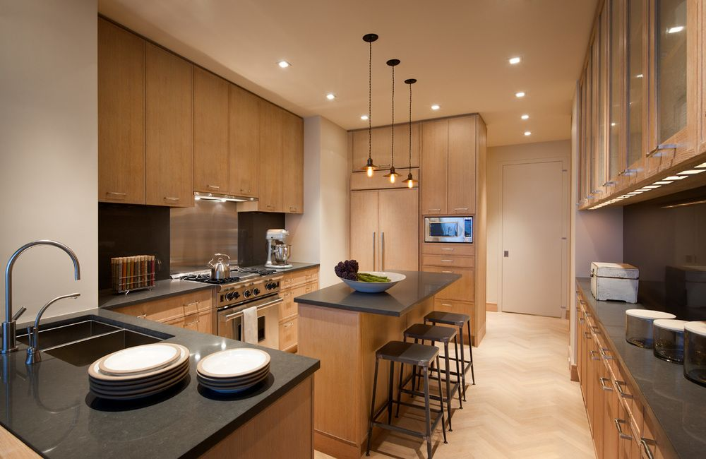 The Fully Equipped And Modern Kitchen Has Every Amenity The Family Needs.  The Clean Lines