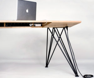 Desks Simple Cord Management Solutions That Can Make Life Easier