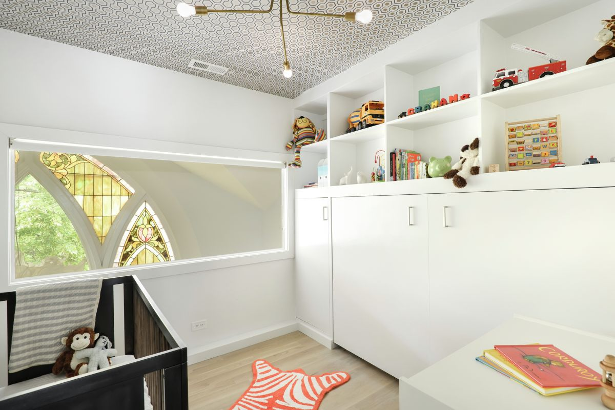 Church Conversion into a Residence Nursery