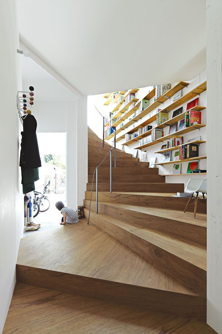 Coil Staircase Library