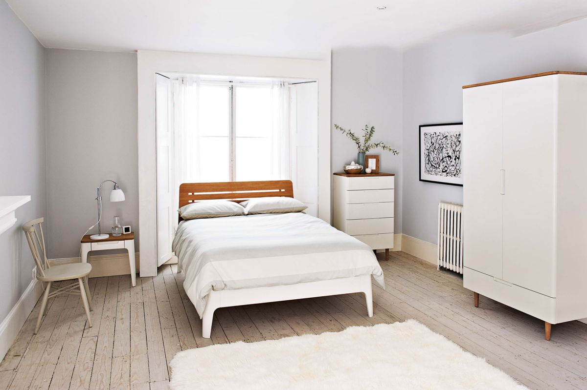 How to mix scandinavian designs with what you already have for Designer inspired bedding