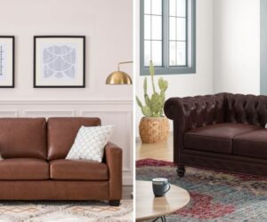 23 Italian Leather Sofas And Their Versatile Designs