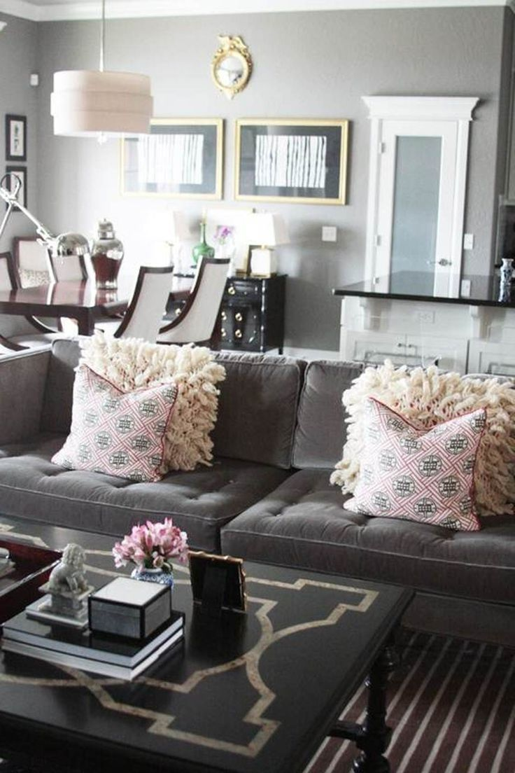 A guide to using neutral colors in the home for Neutral tone living room ideas