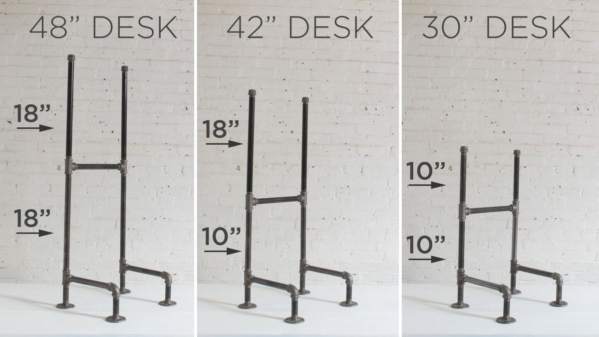 Diy Standing Desk Legs Options
