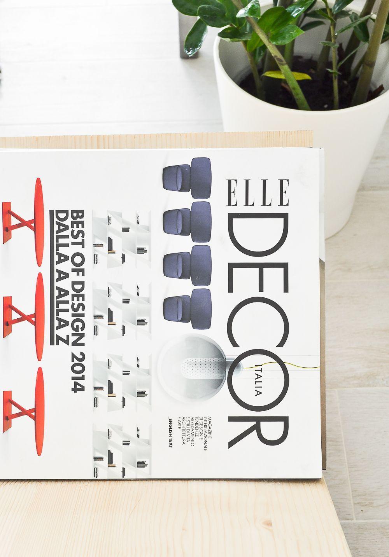 DIY Wooden Magazine Holder Step closer