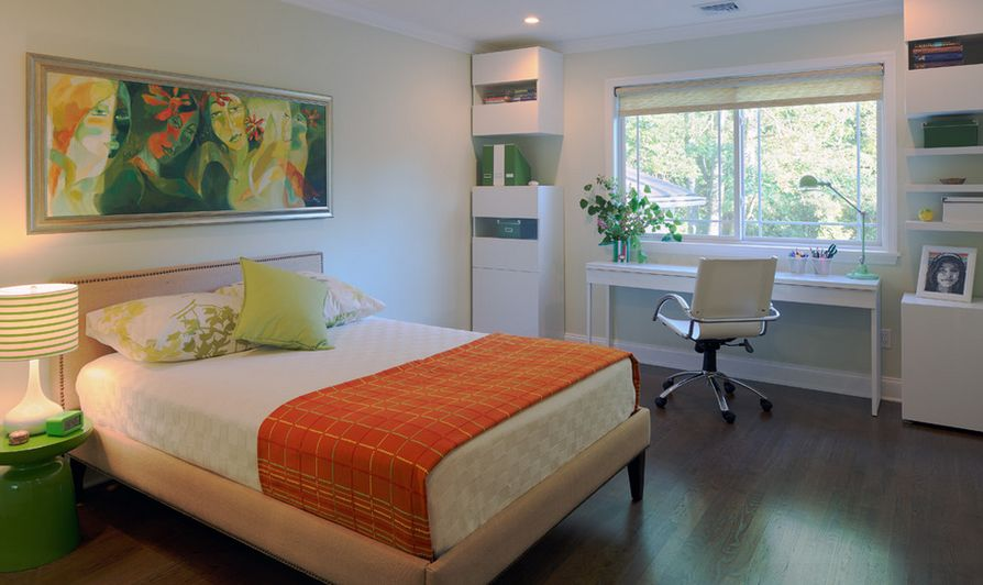 Fresh painting for bedroomHow To Give Character To A Bedroom With A Painting Over The Bed. Painting For Bedroom. Home Design Ideas