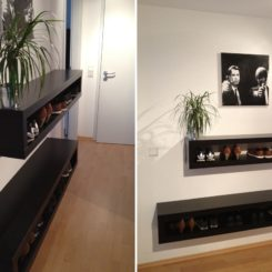 tv unit with storage. how to use ikea products build shoe storage systems tv unit with