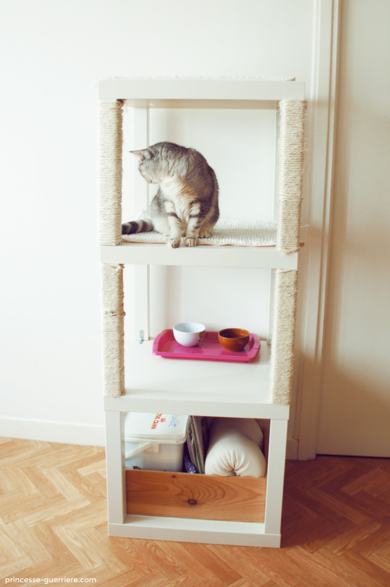 modern cat tree alternatives for up to date pets. Black Bedroom Furniture Sets. Home Design Ideas