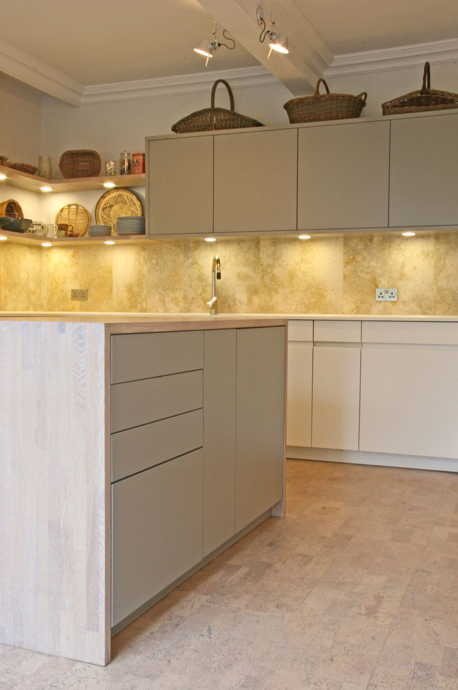 Medium image of kitchen cork flooring
