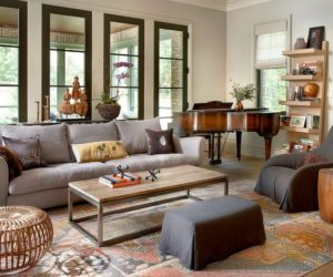 a guide to using neutral colors in the home - Neutral Living Room