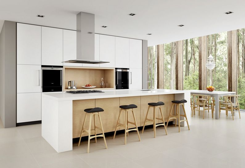 Charmant Modern Scandinavian Kitchen