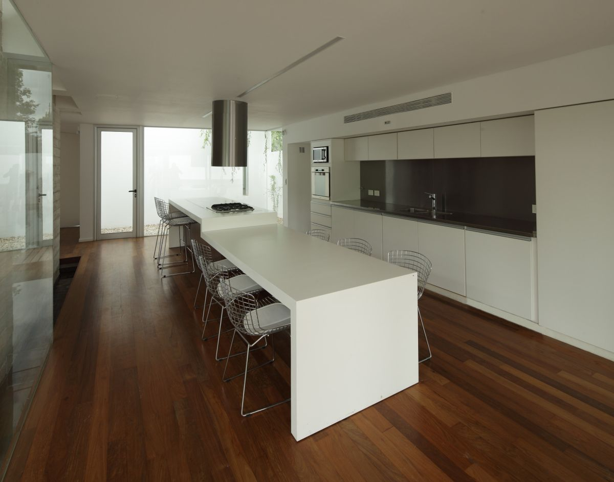 Modern kitchen that need more natural or artificial