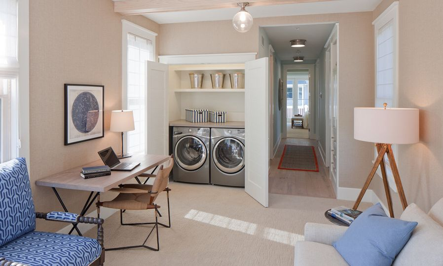 More then a laundry room design
