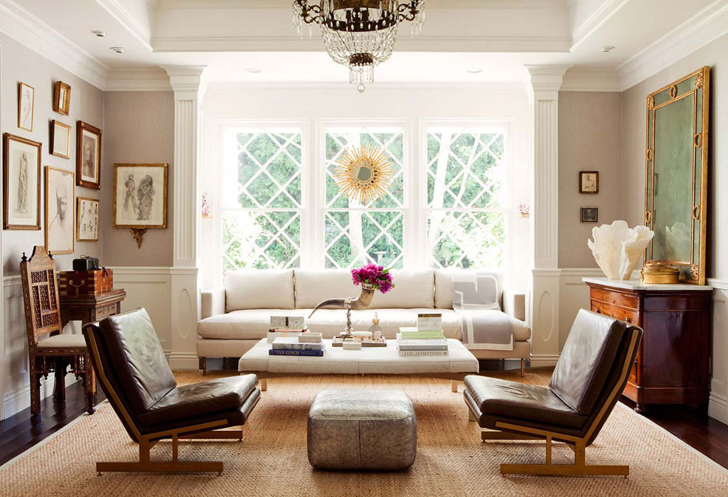 neutral colored living rooms. Neutral colors always in style A Guide To Using Colors In the Home