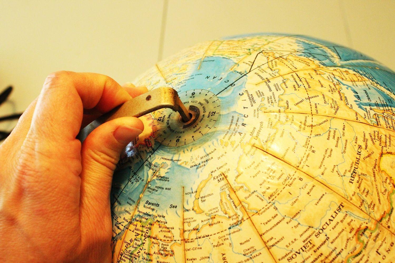 Prepare the World Globe