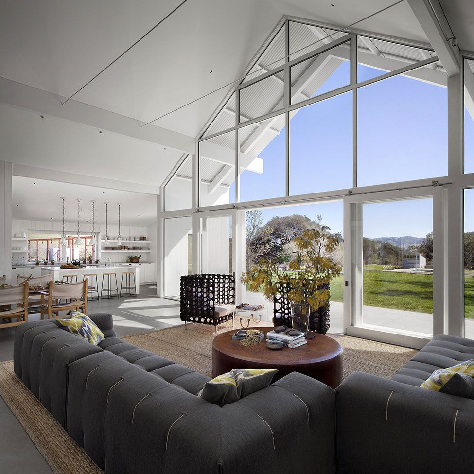 Modern Contemporary Home Interior Design: 20 Ranch-Style Homes With Modern Interior Style