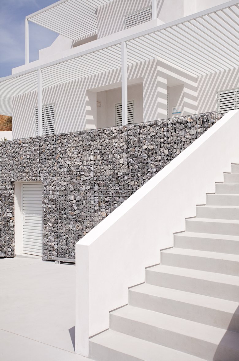 Relux Ios Island Hotel outdoor terraces