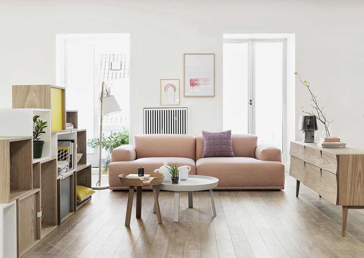 To Mix Scandinavian Designs With What You Already Have Inside