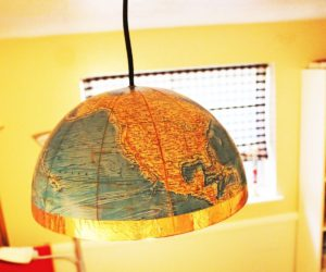 DIY Globe Pendant Light: A Quick and Easy Lighting Upgrade