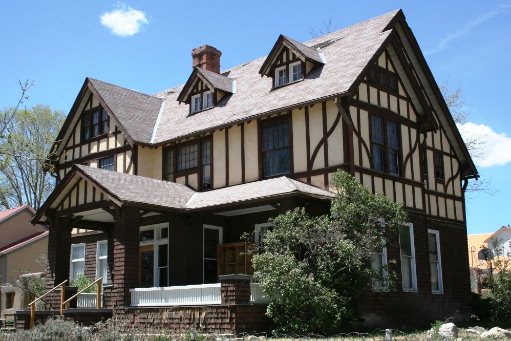 20 tudor style homes to swoon over for A frame style house