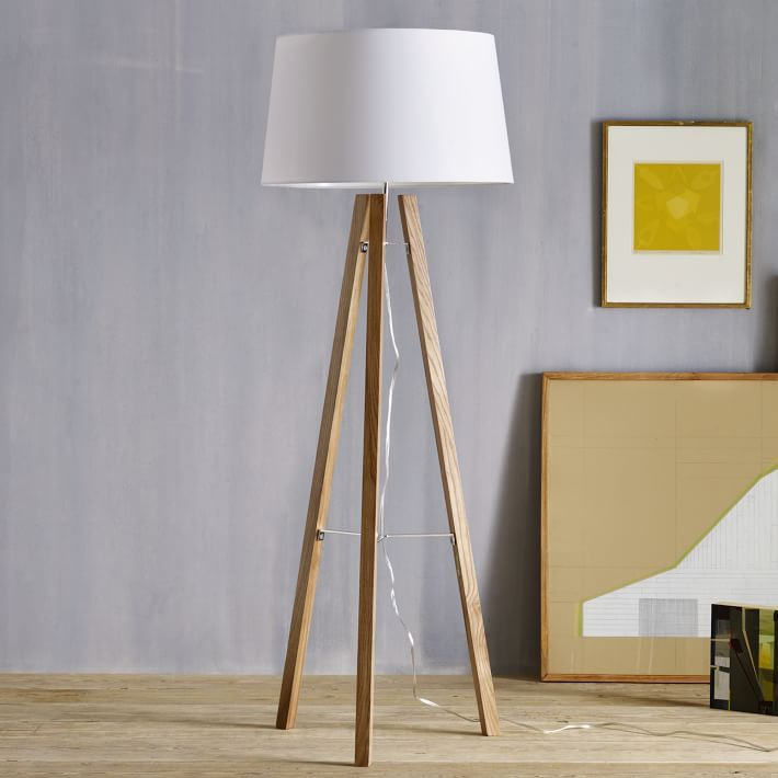 And Attractive Tripod Floor Lamp Designs