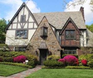 Swoon Over A Tudor Style House: 20 Homes To Inspire