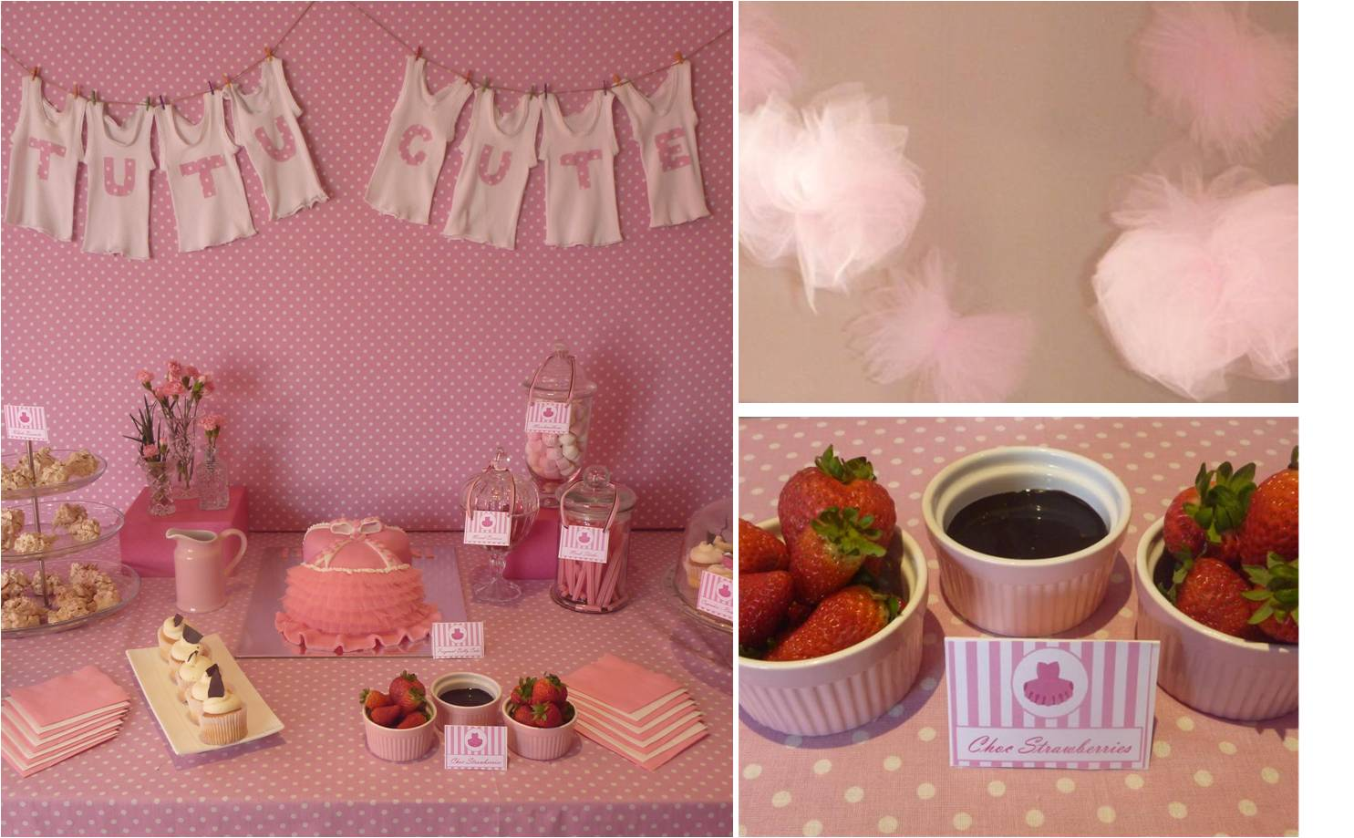 Creative Girl Baby Shower Themes
