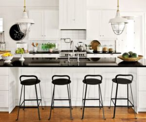 Black and White Bar Stools – How To Choose And Use Them