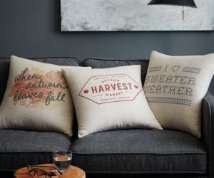 25 Throw Pillows: Fall Edition