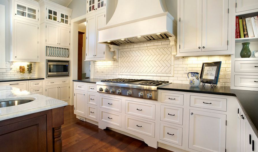 Kitchen Backsplash Subway Tile gorgeous variations on laying subway tile