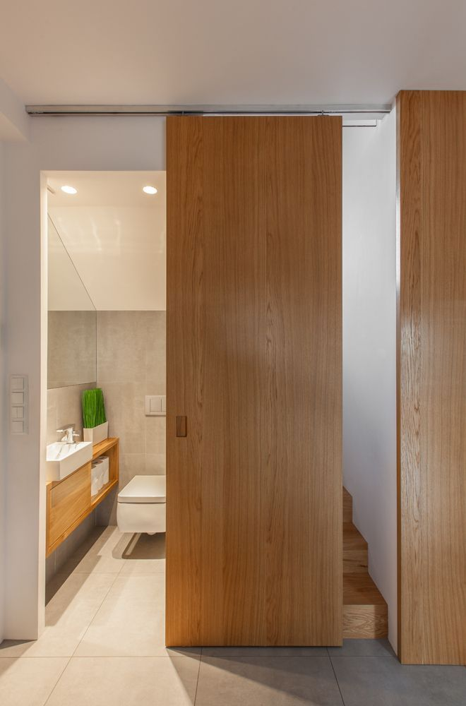 multifunctional family house by modelina bathroom