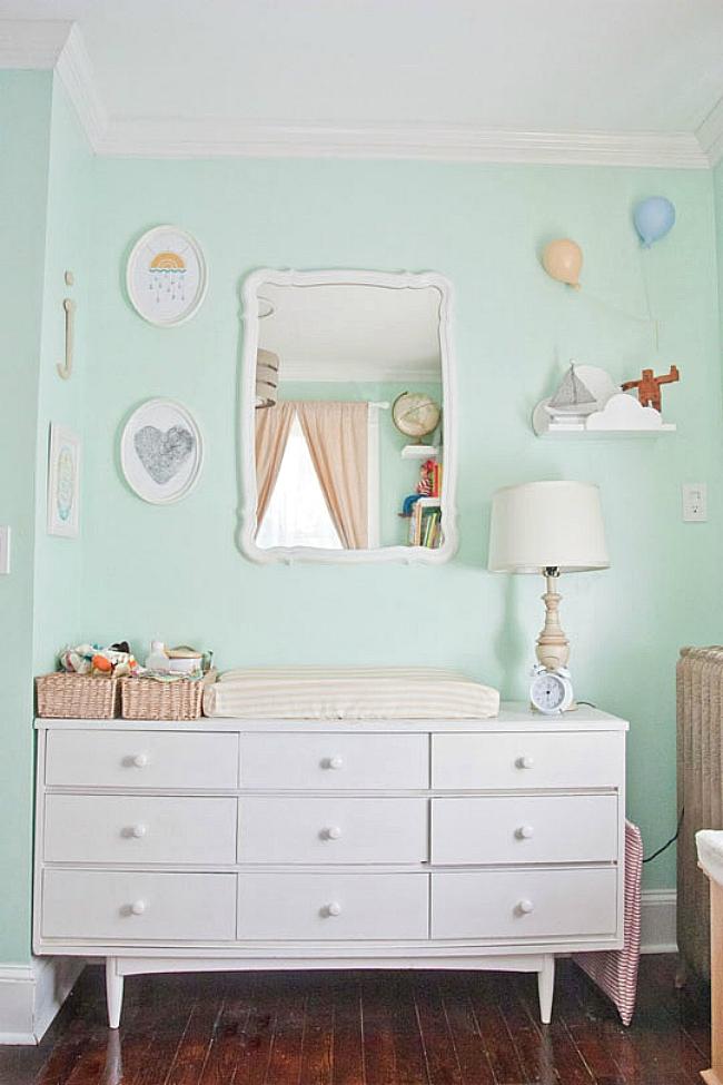 paint nursery