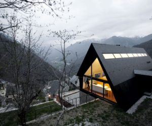 New Techniques And Old Knowledge Shape A Mountain Home