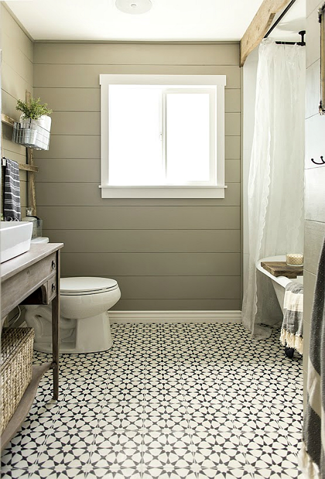 Beau Swoon Over These 14 Gorgeous Patterned Tile Designs