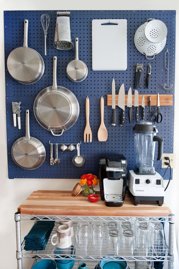 storage kitchen