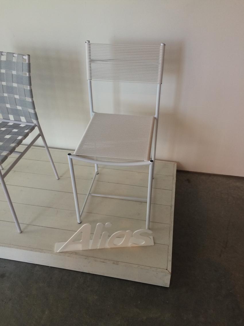 Alias speghetti chair