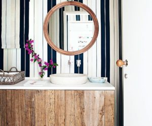 bathroom wall paper. 10 Tips for Rocking Bathroom Wallpaper 15 Reasons To Love