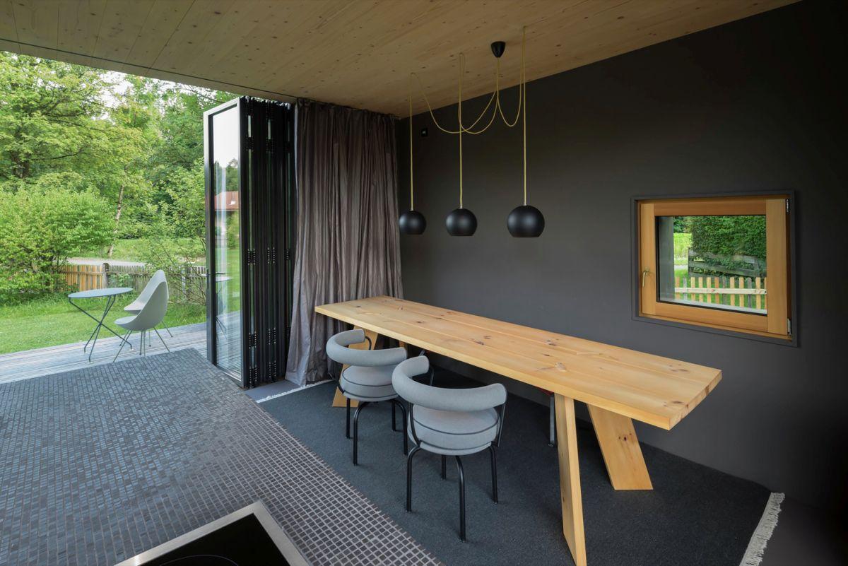Bavaria retreat dining area