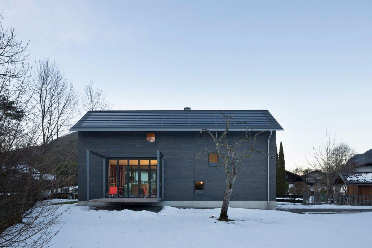 Bavaria retreat exterior design