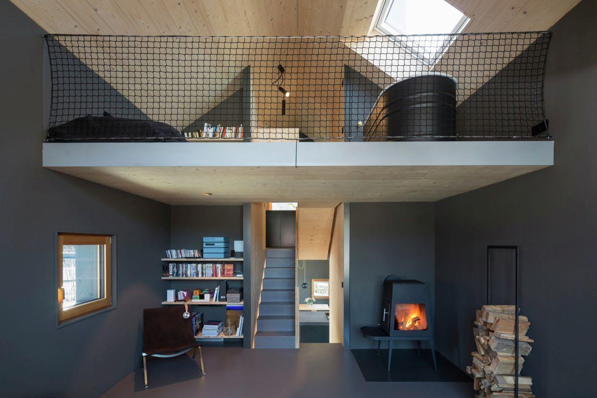 Bavaria retreat loft space