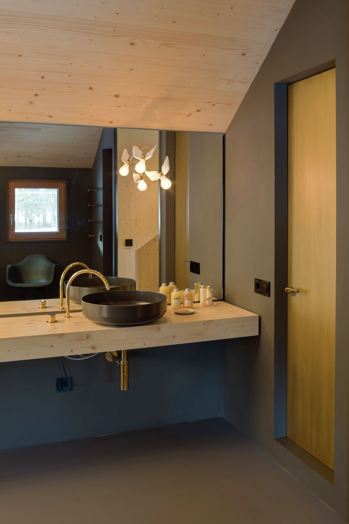 Christine Arnhard and Markus Eck Bathroom Faucet