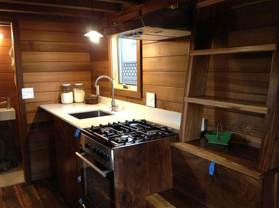 Cider Box on Wheels Kitchen