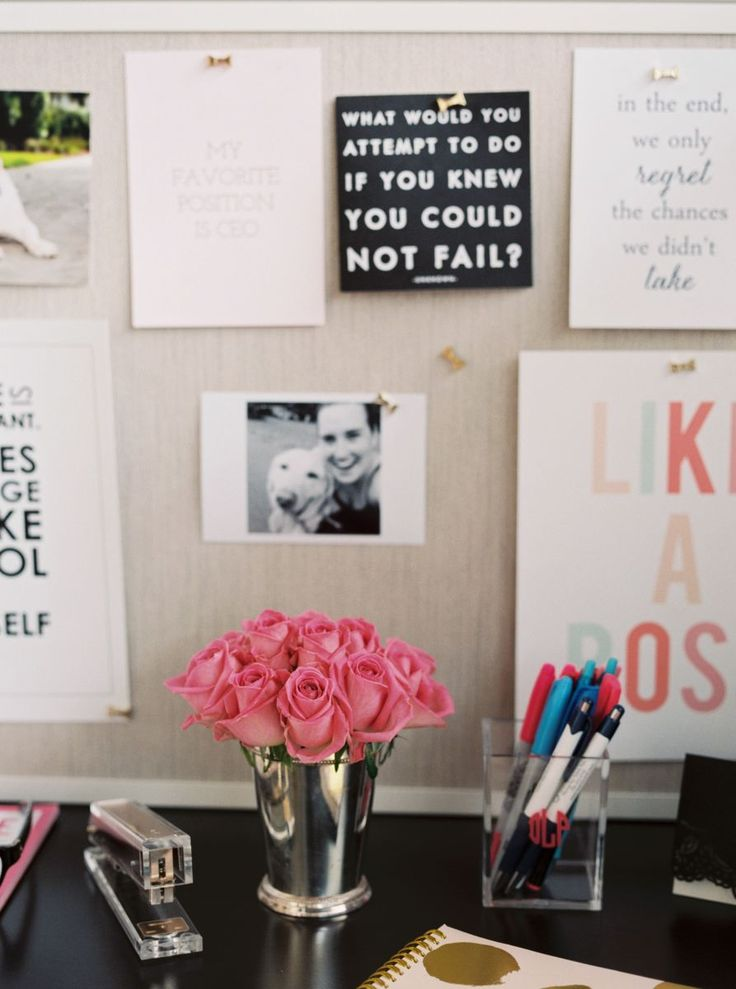20 cubicle decor ideas to make your office style work as How to decorate your office