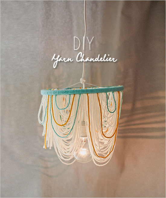 DIY Chandeliers That Will Light Up Your Day