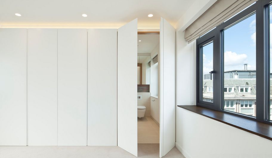 Bathroom Doors your best options when choosing a bathroom door type
