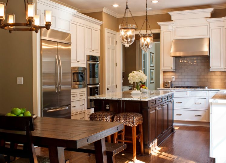 Great space kitchen